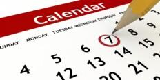 Reisekalender